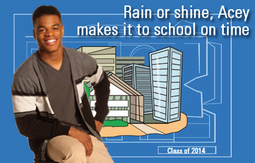 Stay in School Ad