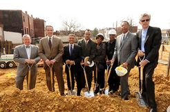 The Heights on Georgia Avenue Groundbreaking