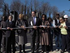 Great Streets Pennsylvania Ave Ribbon Cutting