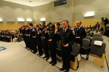 MPD Graduation Ceremony