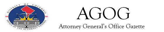 Attorney General's Office Gazette