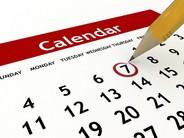 DCOA Calendar