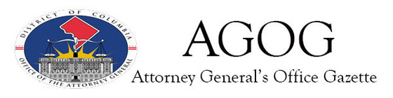 Attorney General Office Gazette Banner