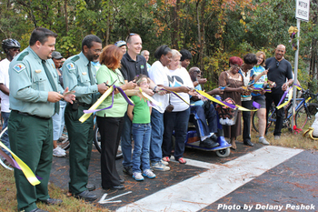Town of Armstrong's Centennial Celebration and Ribbon Cutting Ceremony for the Palatka-to-St. Augustine State Trail