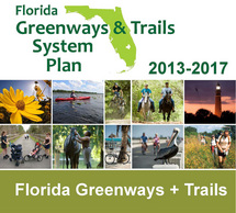 2013-2017 Florida Greenways and Trails System (FGTS) Plan Cover