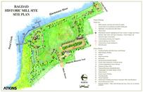 Bagdad Mills Park Map