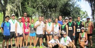 Fall Run Series Participants