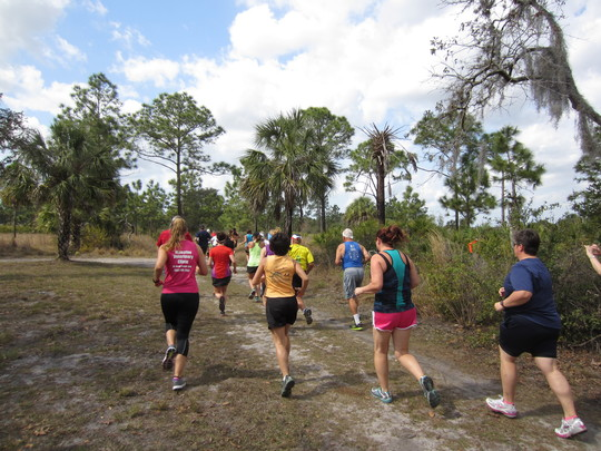 Lake Manatee State Park Run