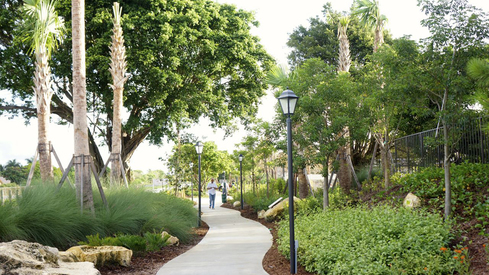 Old Dixie Eco Walk in Boynton Beach