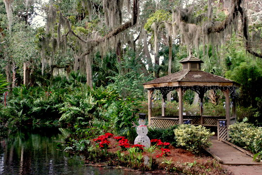 Florida State Parks Are Open Christmas Day