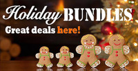 Holiday Bundles graphic