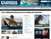 FWC Florida Freshwater Fishing Blog