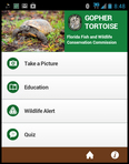Gopher Tortoise Smart Phone App