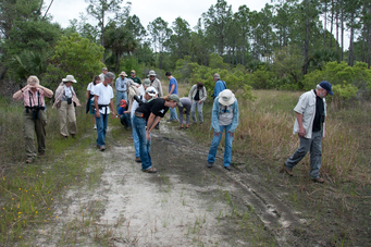 Ridge Rangers look for Panther Tracks