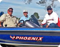Phoenix Boats bass boat