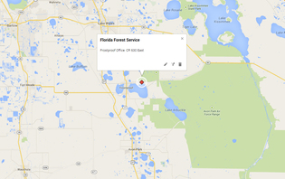 Florida Forest Service Frostproof Location