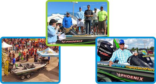 Phoenix Bass Boat giveaway