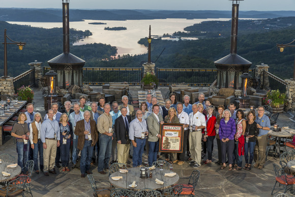 Blue Ribbon Panelists at Big Cedar Lodge in September