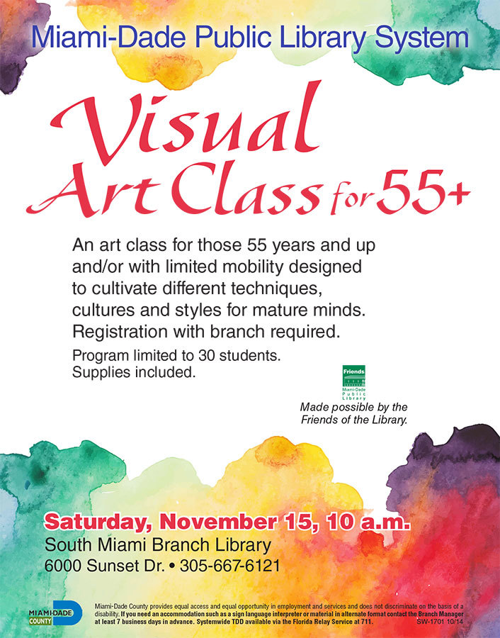 Visual Art Class