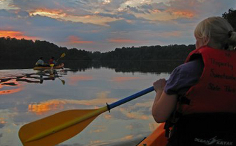 Twilight Paddle Excursion