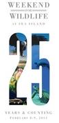 Weekend for Wildlife logo