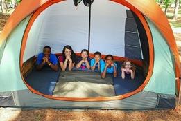 First-time Camper Program