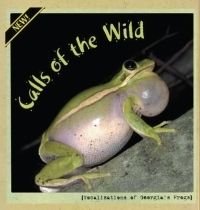 Frog calls CD