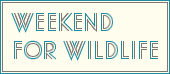 Weekend for Wildlife logo