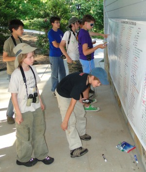 DNR Youth Birding Competition