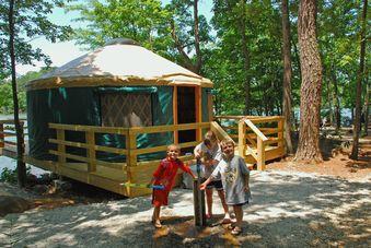 yurt fort yargo