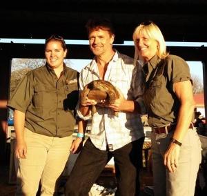 Tortoise and John Schneider