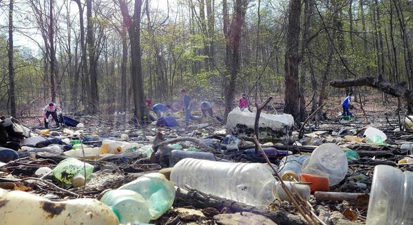 Sweep The Hooch at Don Carter State Park
