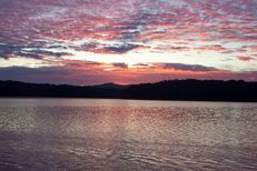 Sweetwater Creek Lake