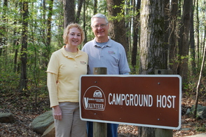 hosting with georgia state parks campground hosts - Campground Manager