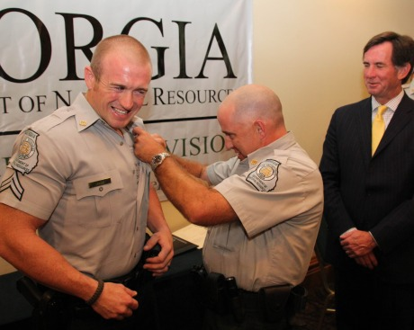 Honoring DNR's Ranger of the Year