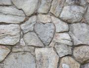 Ft Mtn heart stone
