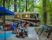 RV camping skidaway