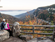 cloudland canyon overlook
