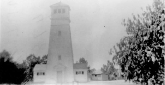 Historic Photo of CCC Tower