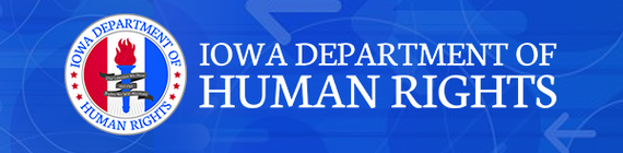 iowa department of human rights