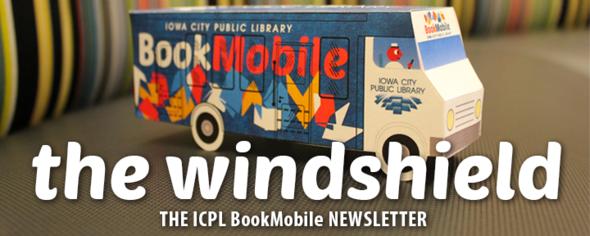 The Windshield newsletter header