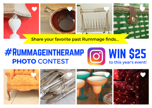 Rummage in the Ramp contest