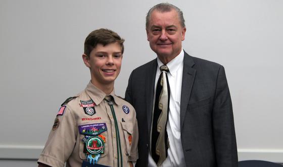 DCACC Eagle Scout