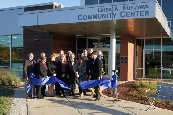 Linda Kurzawa dedication