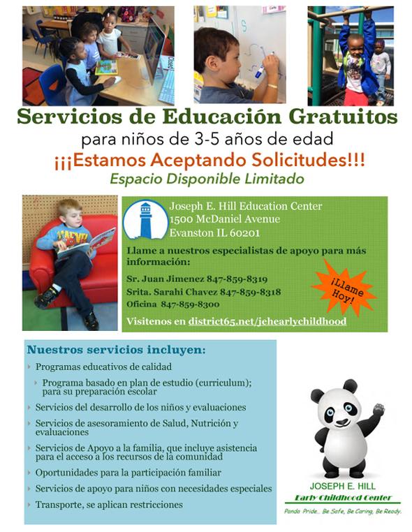 D65 Education Services