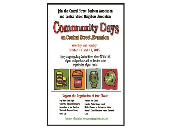 Central Street Community Days