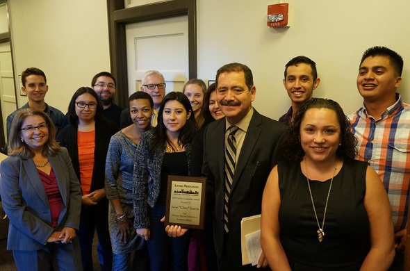 Latino Resources and Chuy Garcia