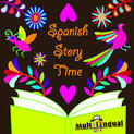 Bilingual Story Time CAMS logo