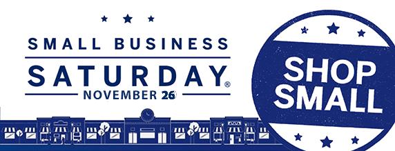 Small Business Saturday 2016 logo