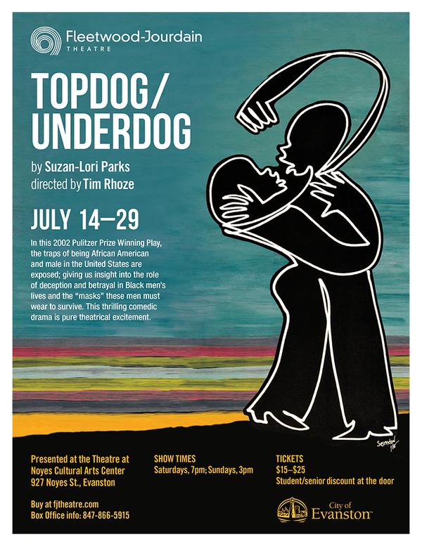 Topdog/Underdog poster